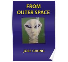 Jose chung from outer space x-files Poster