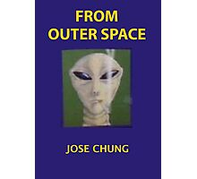 Jose chung from outer space x-files Photographic Print