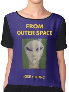 Jose chung from outer space x-files Chiffon Top