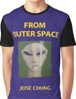 Jose chung from outer space x-files Graphic T-Shirt