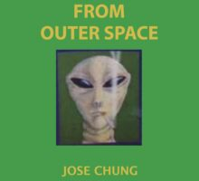 Jose chung from outer space x-files Baby Tee