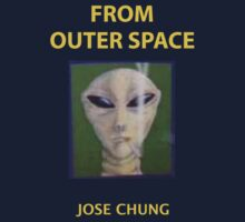 Jose chung from outer space x-files Kids Tee