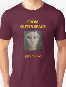Jose chung from outer space x-files Unisex T-Shirt