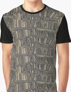 Read All Over Graphic T-Shirt