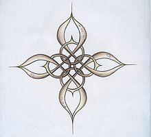 Elven Wood Knot by SonyaIrishRoot