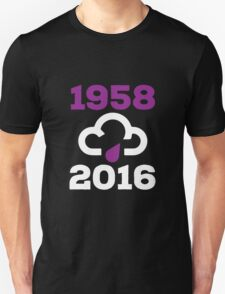 Purple Rain (Prince 1958-2016) - White version T-Shirt