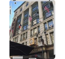 MACYS, 42ND AND BROADWAY, NEW YORK  iPad Case/Skin