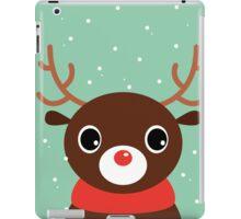 Beautiful cute Xmas Deer - perfect Gift iPad Case/Skin