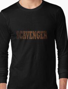 Scavenger (Rust) Long Sleeve T-Shirt