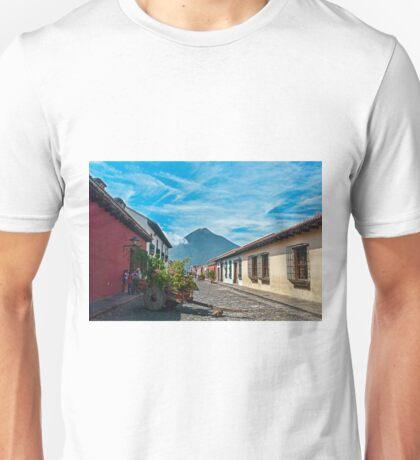 Agua. Unisex T-Shirt