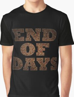End Of Days (Rust) Graphic T-Shirt