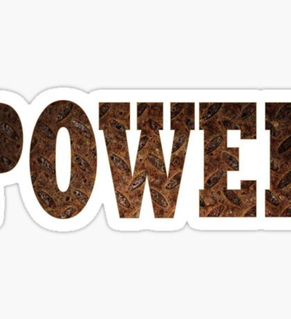 Power (Rust) Sticker