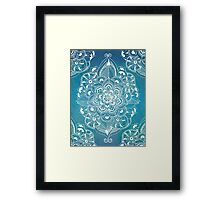 Heading East on the Ocean Framed Print