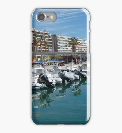 Boat Show. iPhone Case/Skin