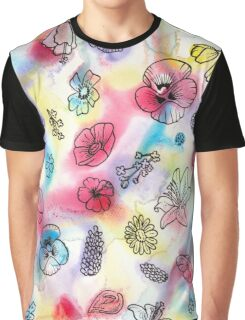 Spring Breeze Graphic T-Shirt