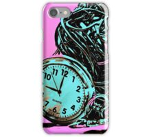 Time Wire 1.0 iPhone Case/Skin