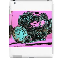Time Wire 1.0 iPad Case/Skin