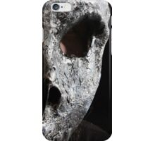 skull mask iPhone Case/Skin