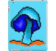 Trippy Mushroom Pixel Art iPad Case/Skin