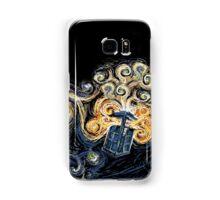 Doctor Who- Van Gogh Tardis Samsung Galaxy Case/Skin