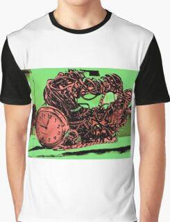 Time Wire 2.0 Graphic T-Shirt