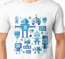 Robot Cuties Unisex T-Shirt