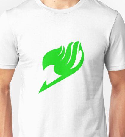 Fairy Tail Logo (Green) Unisex T-Shirt