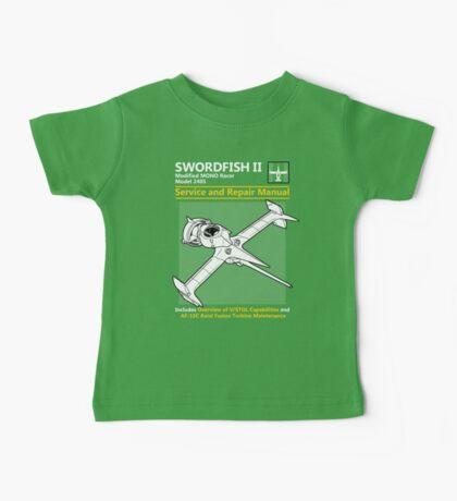Swordfish Service and Repair Manual Kids Clothes