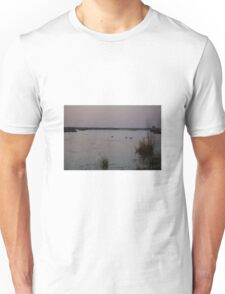 Hippos, Northern Botswana Unisex T-Shirt