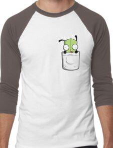 Pocket Spare Parts Men's Baseball ¾ T-Shirt