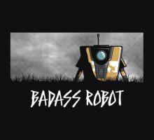 Badass Robot by Adho1982