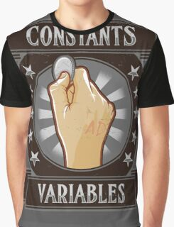 Constants & Variables Graphic T-Shirt