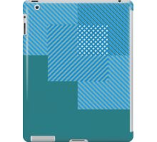 To Block The Color Blocks iPad Case/Skin