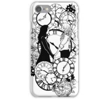 Time Led Me To You (Line Art Version) iPhone Case/Skin