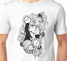 Time Led Me To You (Line Art Version) Unisex T-Shirt