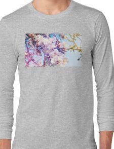 Cherry flowers Long Sleeve T-Shirt