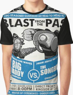 The Blast from the Past - Big Daddy vs Songbird Graphic T-Shirt