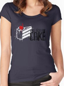 Conundrums for Confectioneries Women's Fitted Scoop T-Shirt