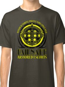 Failsafe Armored Escorts worn Classic T-Shirt