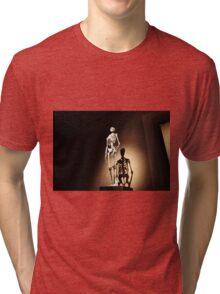 human anatomy Tri-blend T-Shirt
