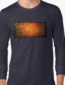 The Palms Long Sleeve T-Shirt