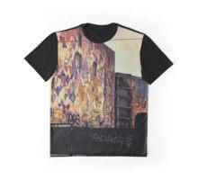 graffiti, berlin graffiti Graphic T-Shirt
