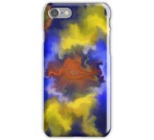 Enilusia V1 - digital abstract iPhone Case/Skin