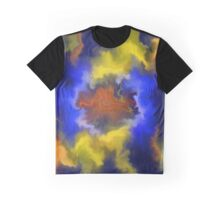 Enilusia V1 - digital abstract Graphic T-Shirt