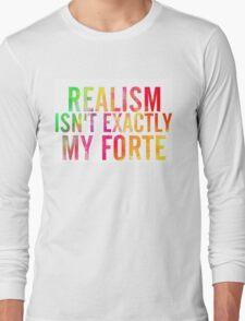 Realism Long Sleeve T-Shirt