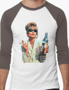 Patsy Stone Men's Baseball ¾ T-Shirt