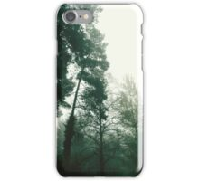Eerie atmosphere. iPhone Case/Skin
