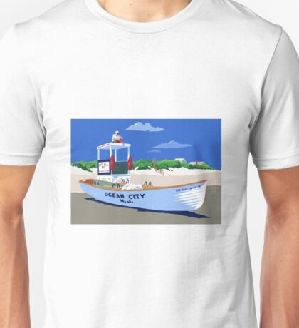 Life Guard On Duty Unisex T-Shirt