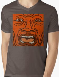 The face of tranquility  Mens V-Neck T-Shirt