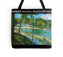West Bend Regner Park Tote Bag